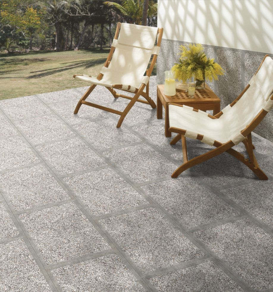 Rainstone Grey 40x60 Gres Porcellanato Πλακάκι Δαπέδου