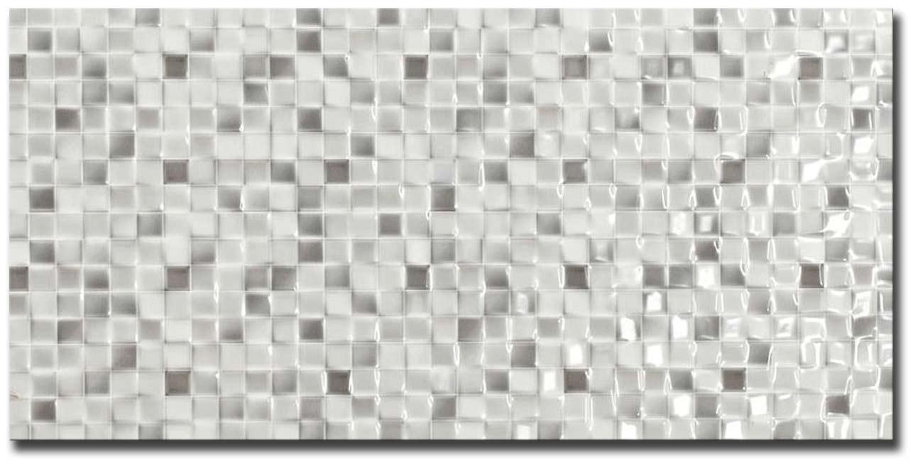 Andros-Trend Bianco 25x50 Πλακάκι Τοίχου Κουζίνας / Λουτρού (I)