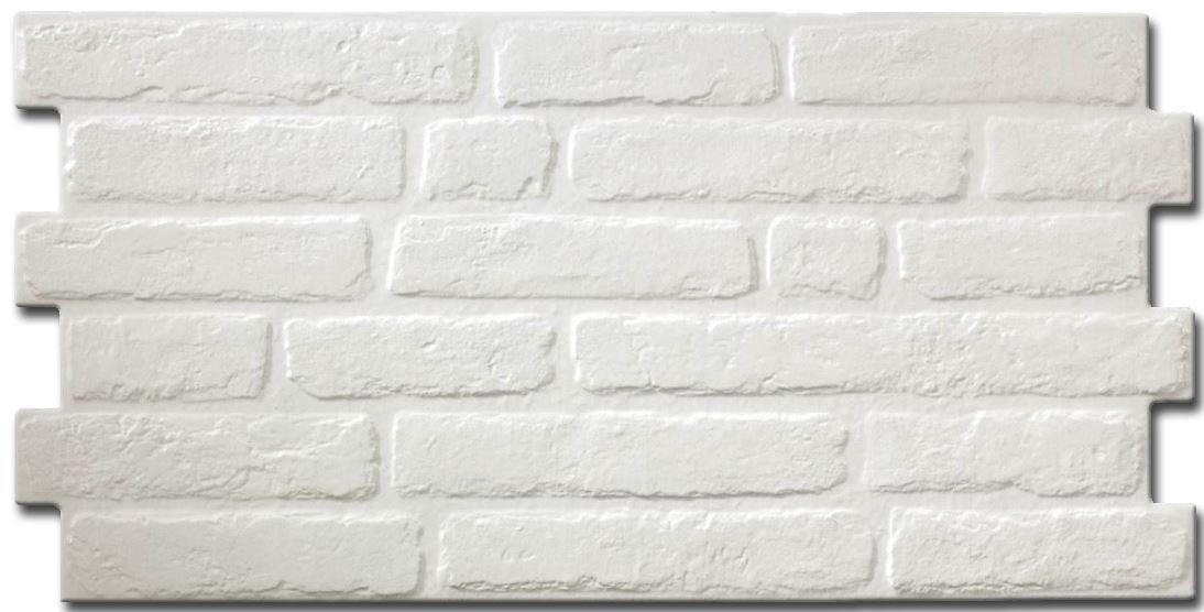 CARAVISTA BIANCO 33×66 Πλακάκι Τύπου Πέτρας