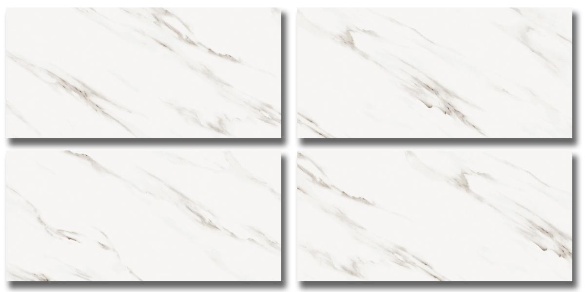 Carrara 60x120 Rettificato Γρανιτοπλακάκι Δαπέδου Γυαλιστερό N      Γρανιτοπλακάκι δαπέδου και τοίχου Γυαλιστερό GRES PORCELLANATO 60x120     Κρυσταλλοποίηση Nanotech     Διάφορες Οψεις σχεδίου σε ίδιο φόντο     Κομμένο με laser Α΄κοπής Κατάλληλο για εσωτερικούς και εξωτερικούς χώρους     Η τιμή αφορά m2 (τετραγωνικό μέτρο)